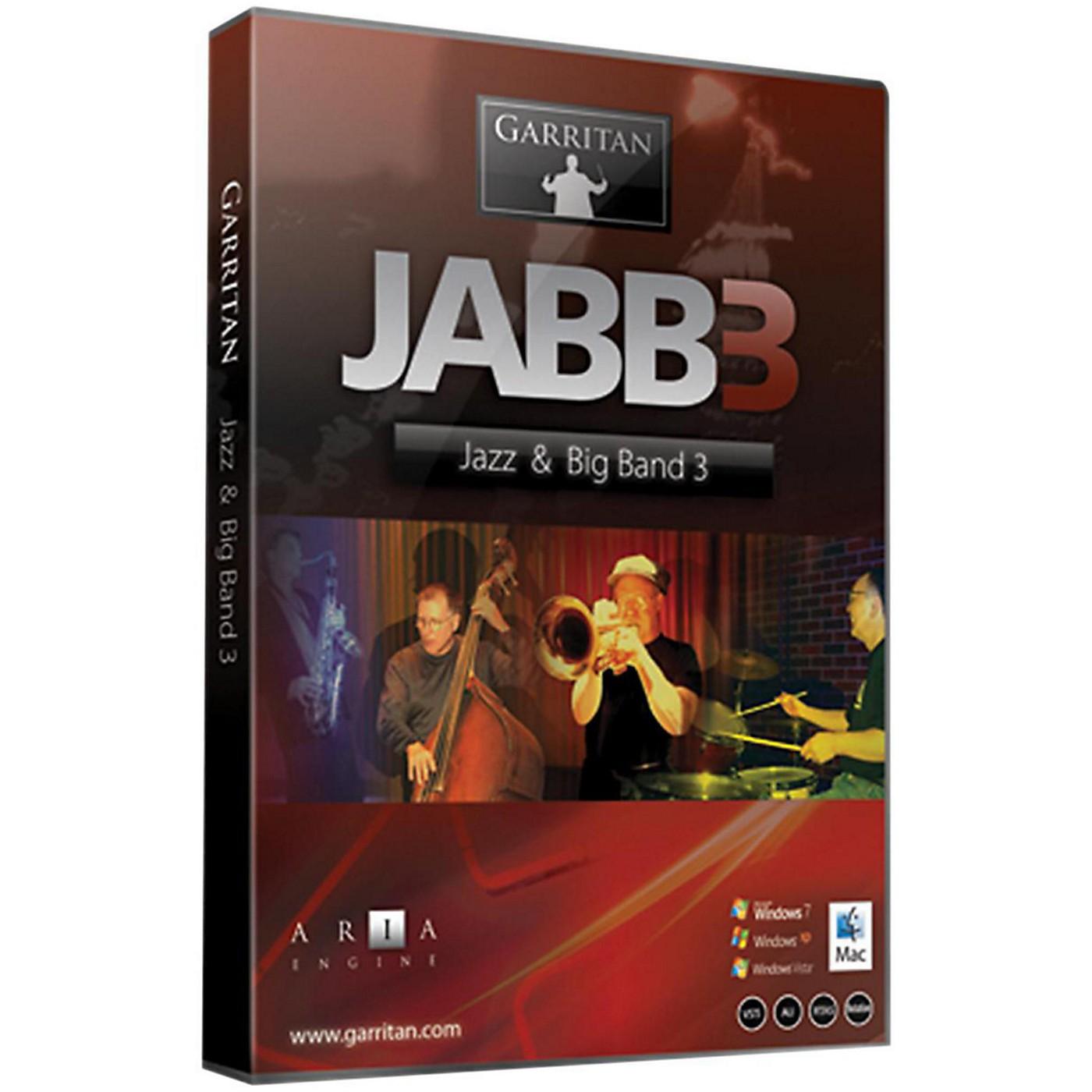 Garritan Jazz and Big Band 3 Software Download thumbnail