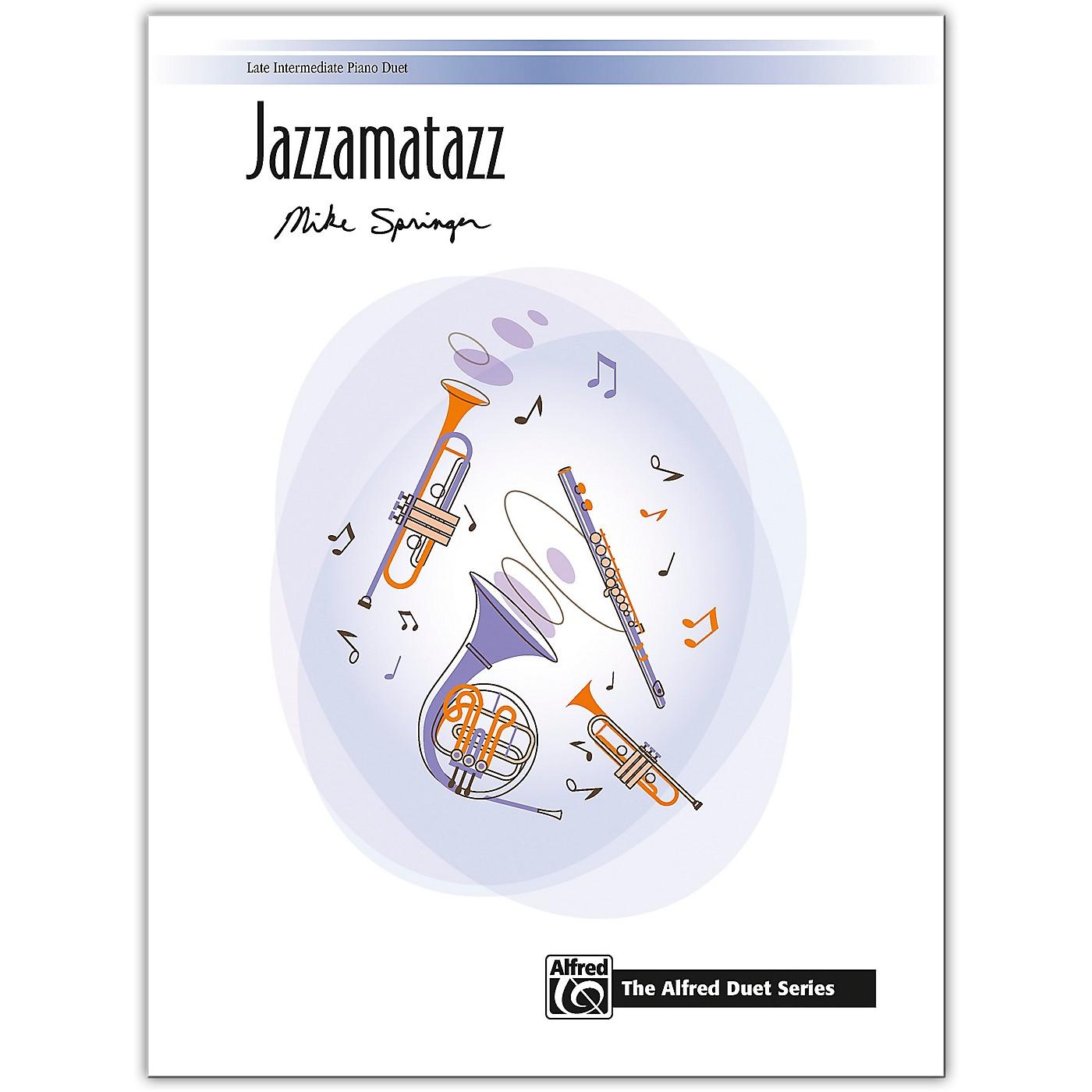 Alfred Jazzamatazz Late Intermediate thumbnail