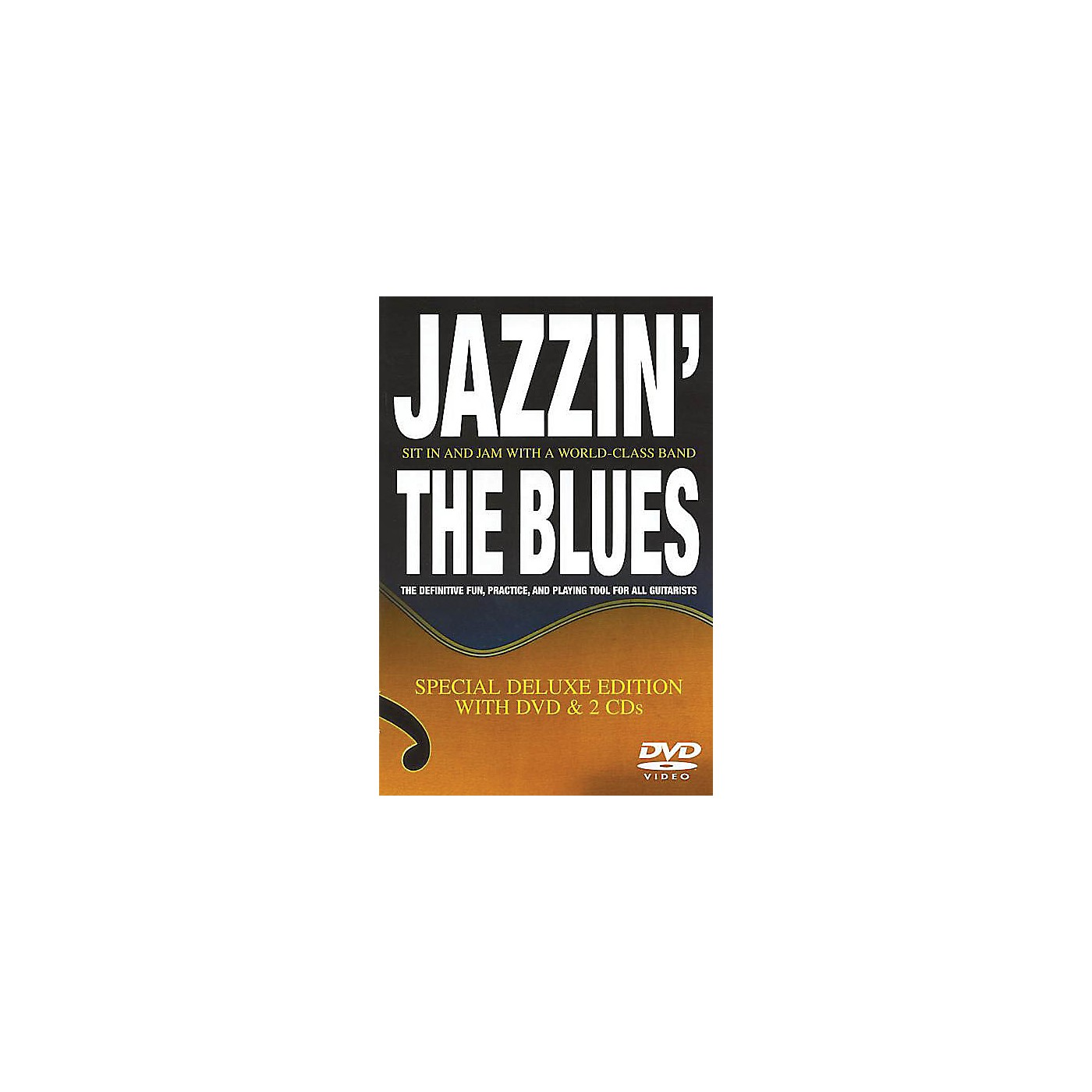 Music Sales Jazzin' the Blues (Special Deluxe Edition with DVD and 2 CDs) Music Sales America Series by Bill Boazman thumbnail