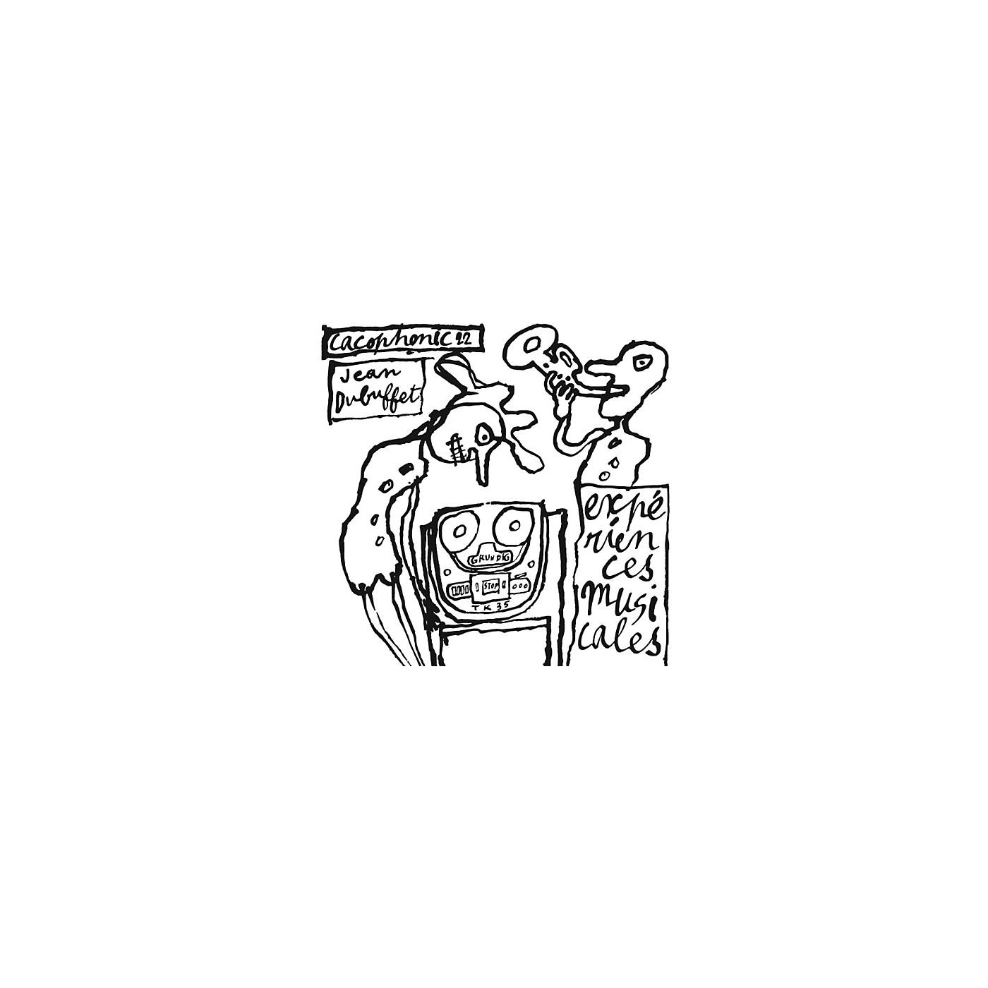 Alliance Jean Dubuffet - Experiences Musicales De Jean Dubuffet thumbnail