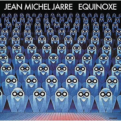 Alliance Jean-Michel Jarre - Equinoxe: 2015 Reissue Vinyl thumbnail