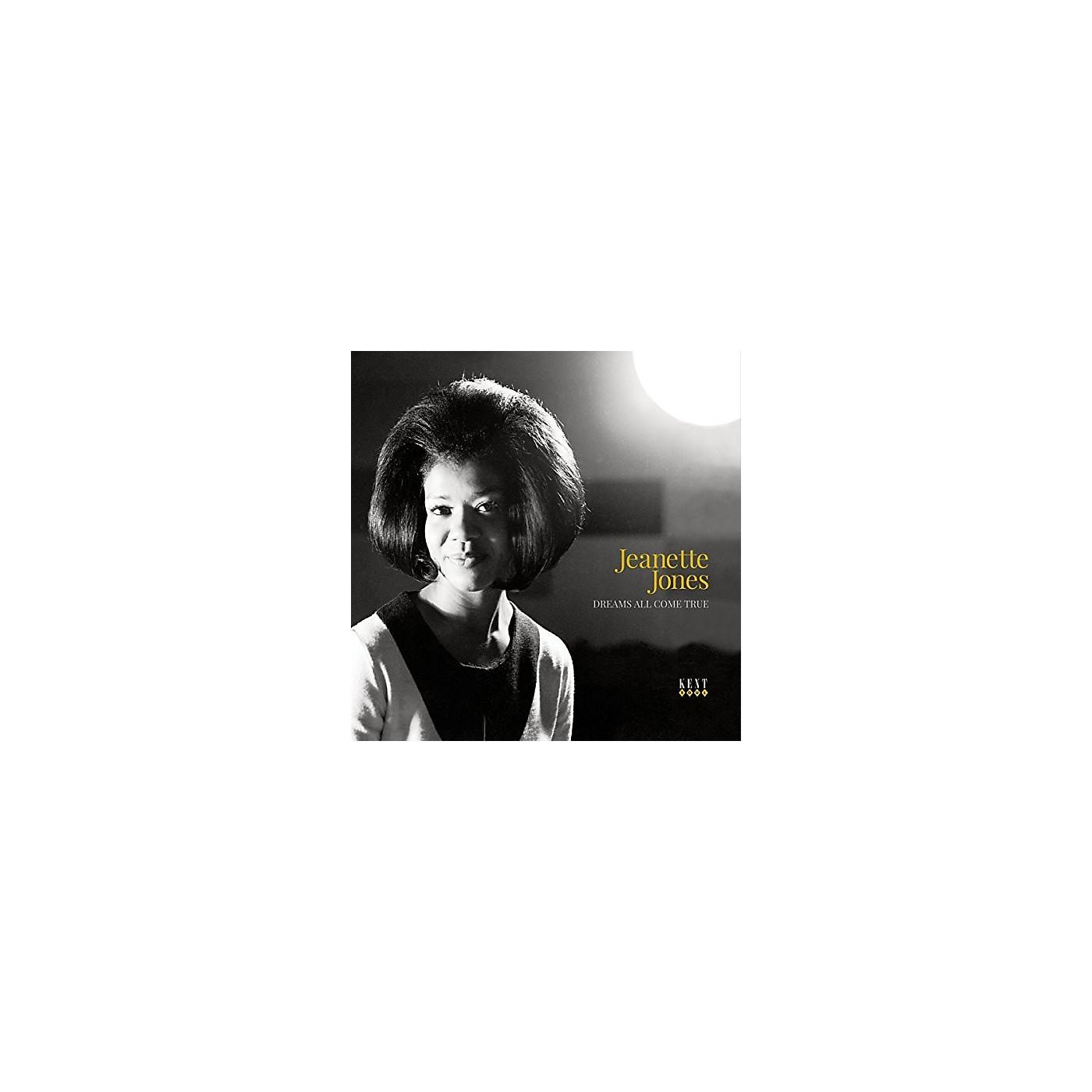 Alliance Jeanette Jones - Dreams All Come True thumbnail