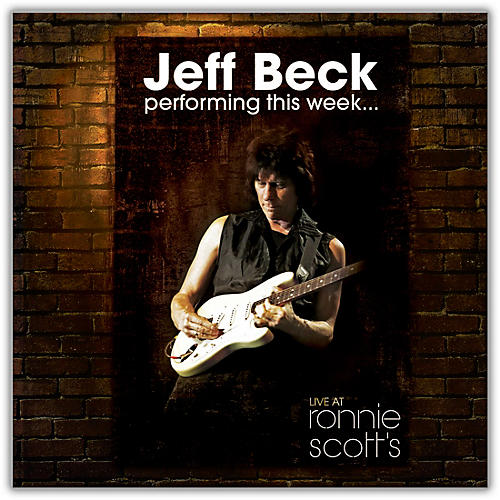 Universal Music Group Jeff Beck - Performing This Week Live At Ronnie Scott's Deluxe Limited Edition (3 LP) thumbnail