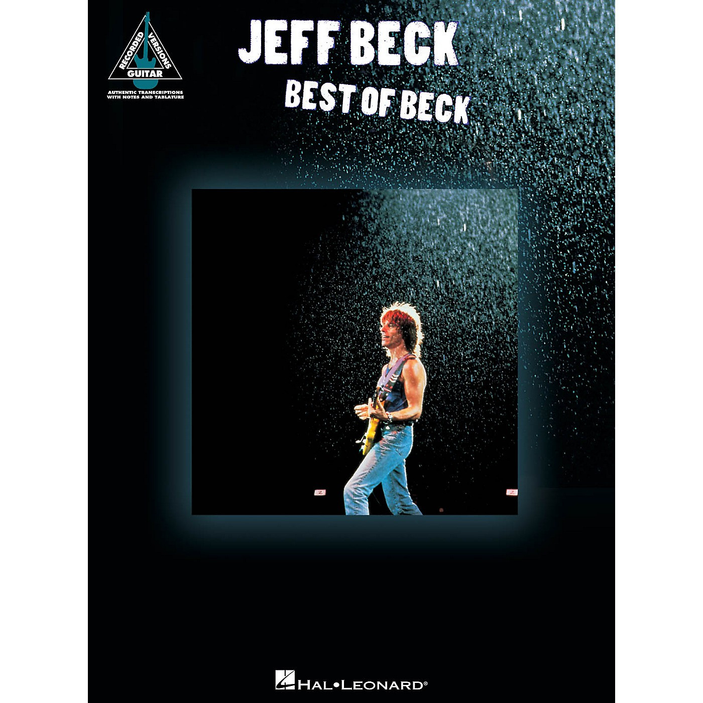 Hal Leonard Jeff Beck - The Best Of Beck thumbnail