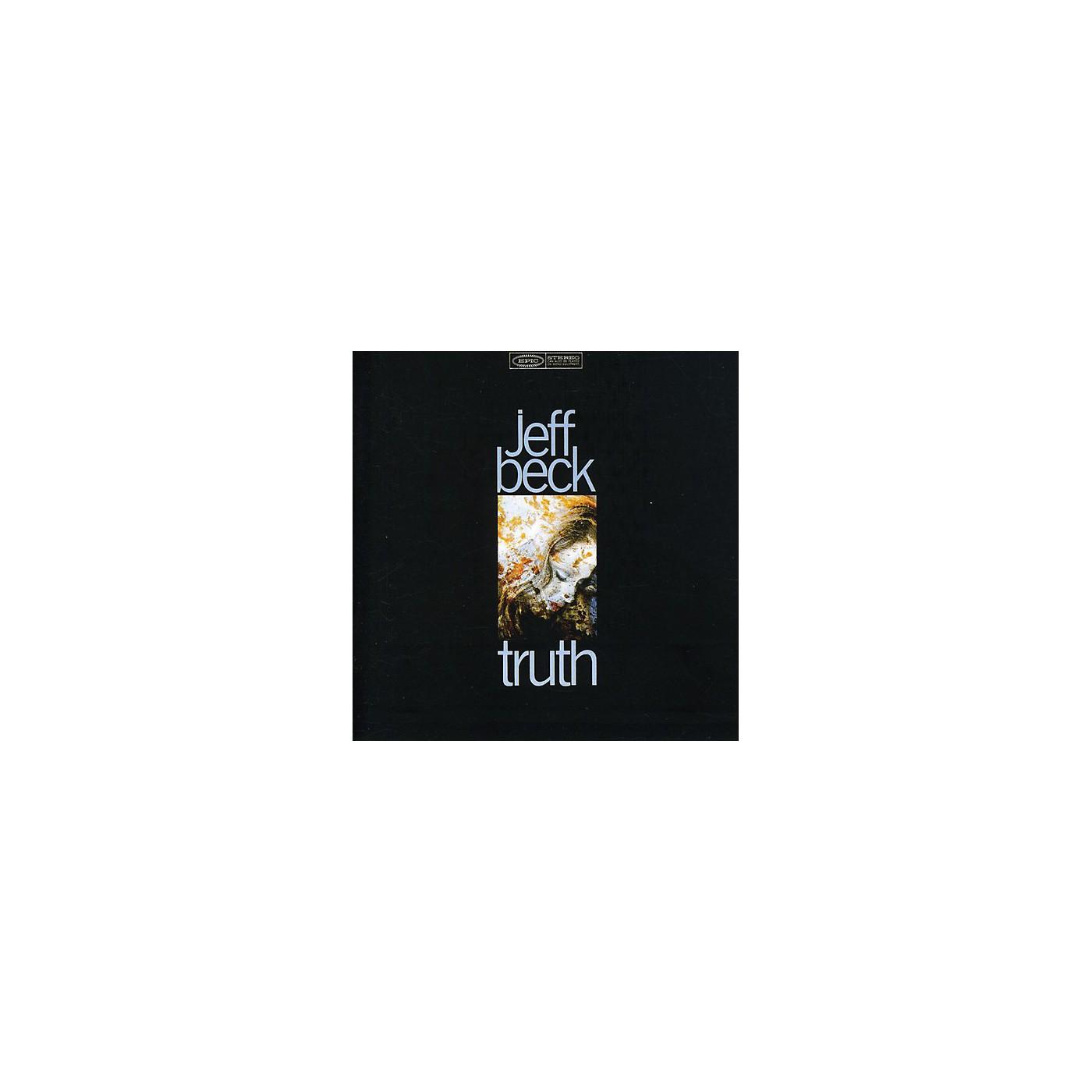 Alliance Jeff Beck - Truth (CD) thumbnail