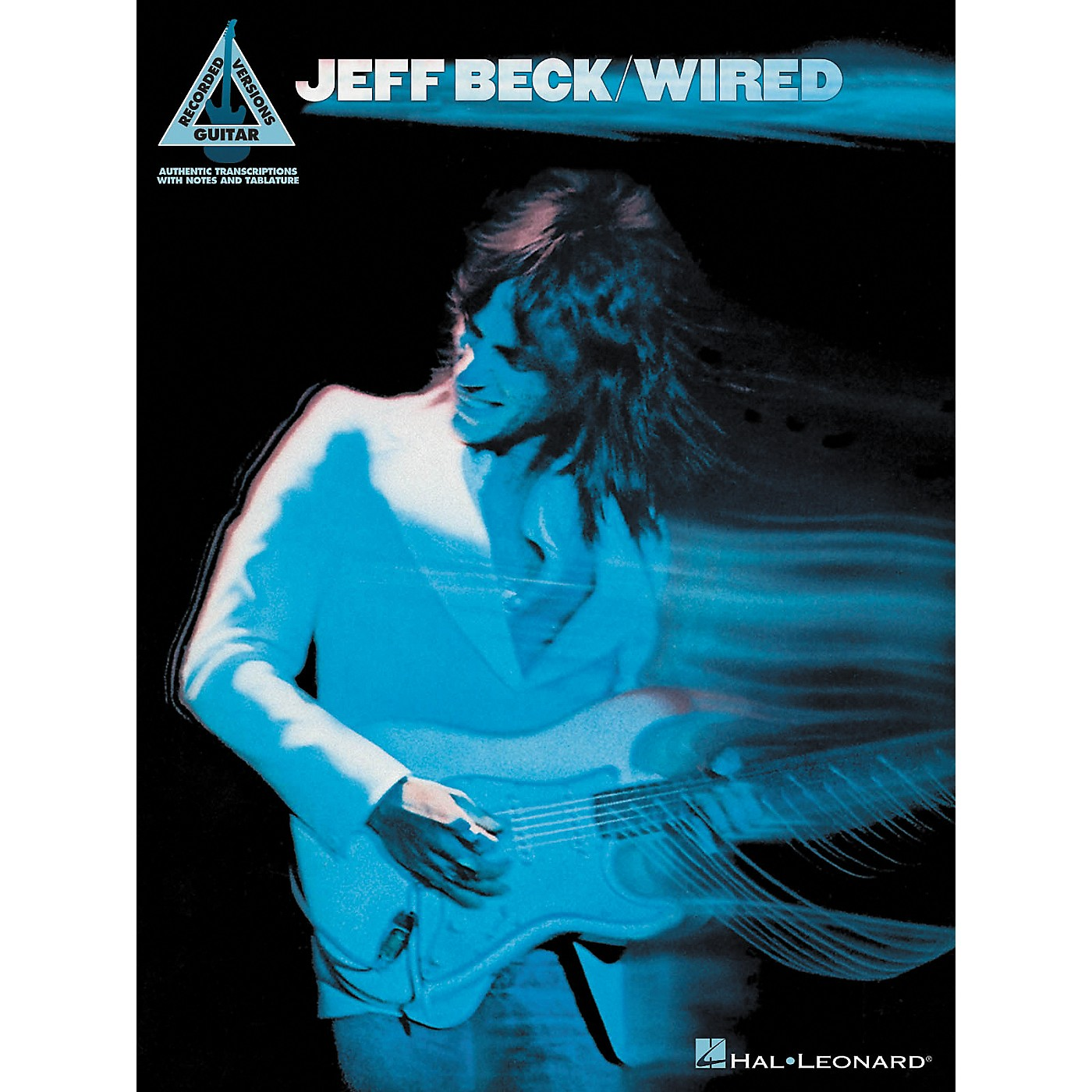 Hal Leonard Jeff Beck - Wired Guitar Tab Songbook thumbnail