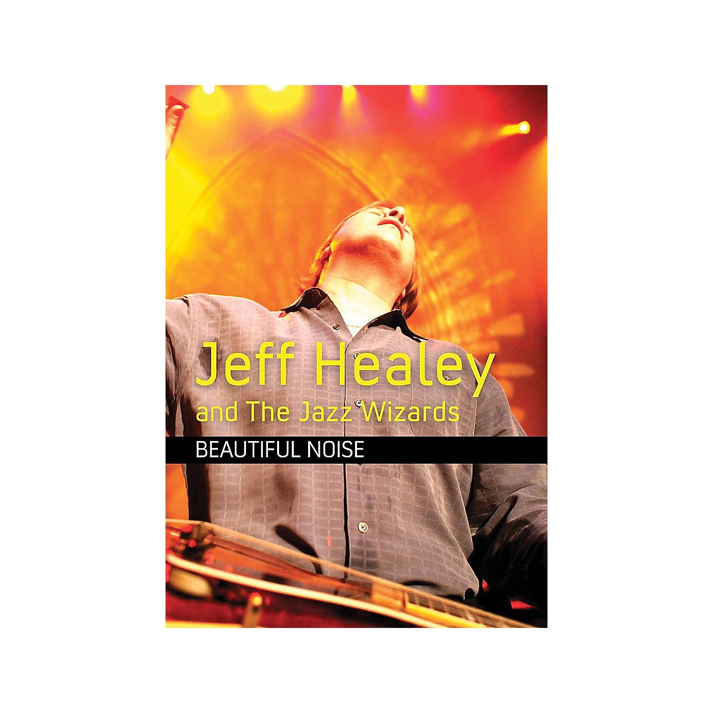 MVD Jeff Healey and the Jazz Wizards - Beautiful Noise Live/DVD Series DVD Performed by Jeff Healey thumbnail
