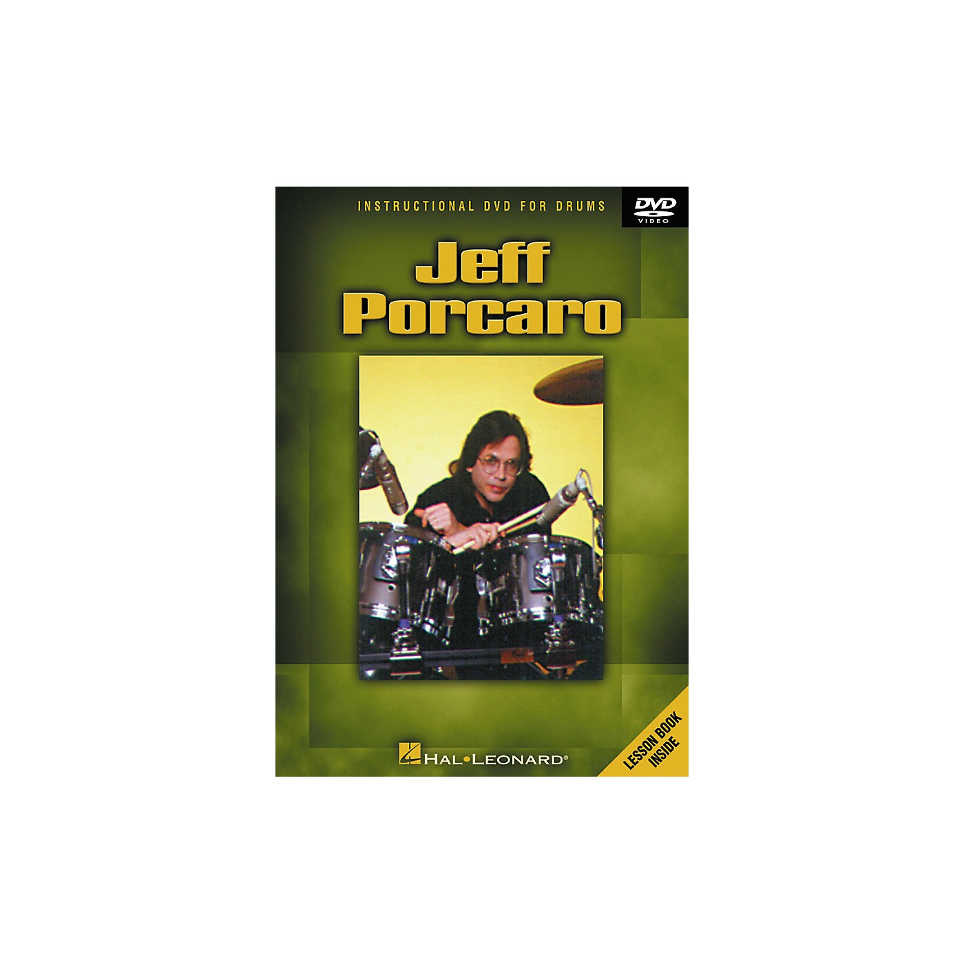 Hal Leonard Jeff Porcaro Drum DVD thumbnail