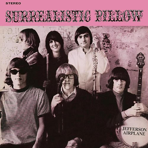Alliance Jefferson Airplane - Surrealistic Pillow thumbnail