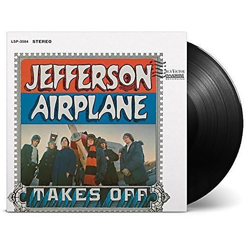 Alliance Jefferson Airplane - Takes Off thumbnail