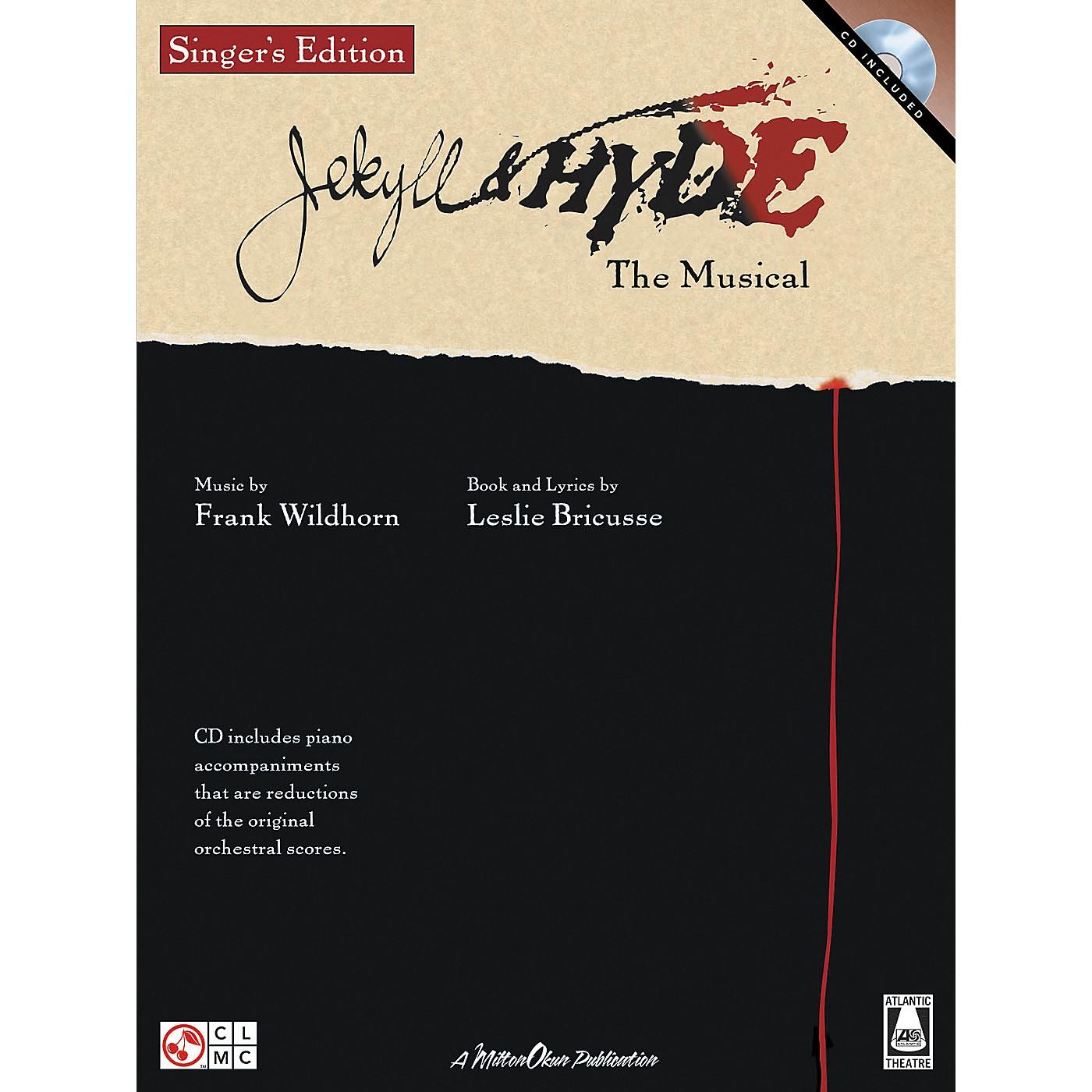 Cherry Lane Jekyll & Hyde - Singer's Edition (Book/CD) thumbnail