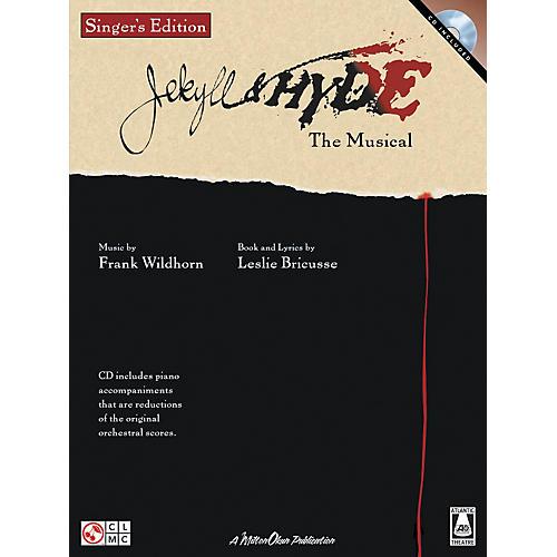 Cherry Lane Jekyll & Hyde - Singer's Edition (Book/CD)-thumbnail