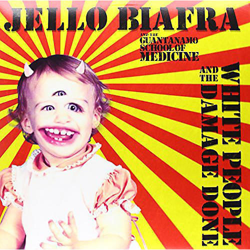 Alliance Jello Biafra & the Guantanamo School of Medicine - White People & the Damage Done thumbnail