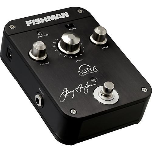 Fishman Jerry Douglas Signature Aura Imaging Effects Pedal for Resonator Guitar thumbnail