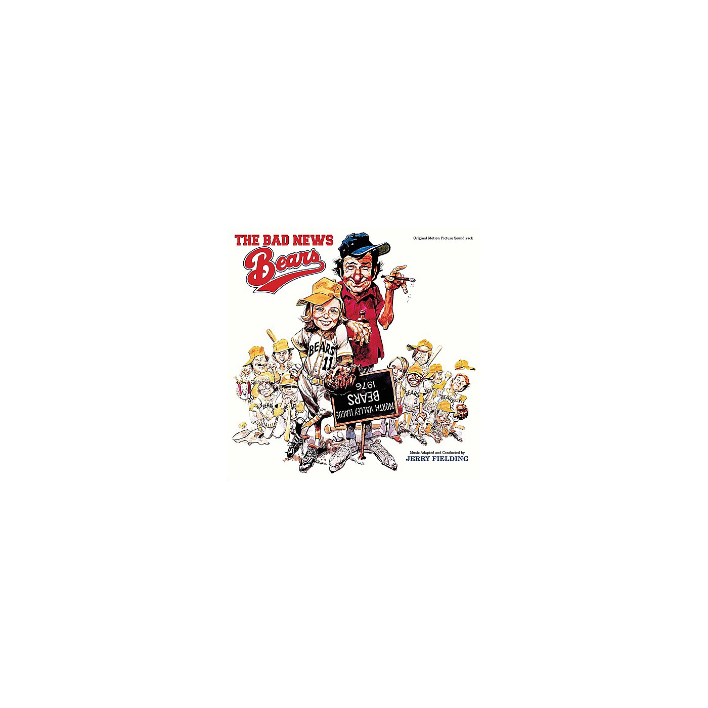 Alliance Jerry Fielding - The Bad News Bears (Original Motion Picture Soundtrack) thumbnail