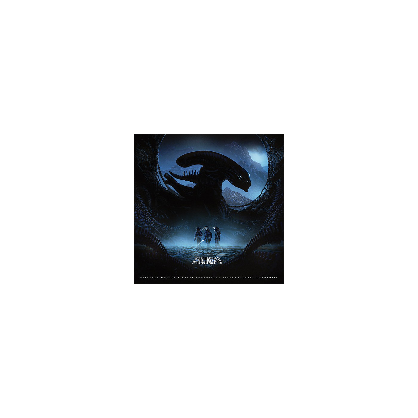 Alliance Jerry Goldsmith - Alien (original Soundtrack) thumbnail