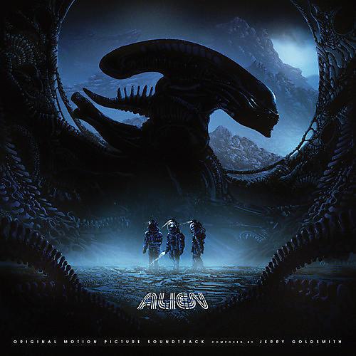 Alliance Jerry Goldsmith - Alien (original Soundtrack) thumbnail