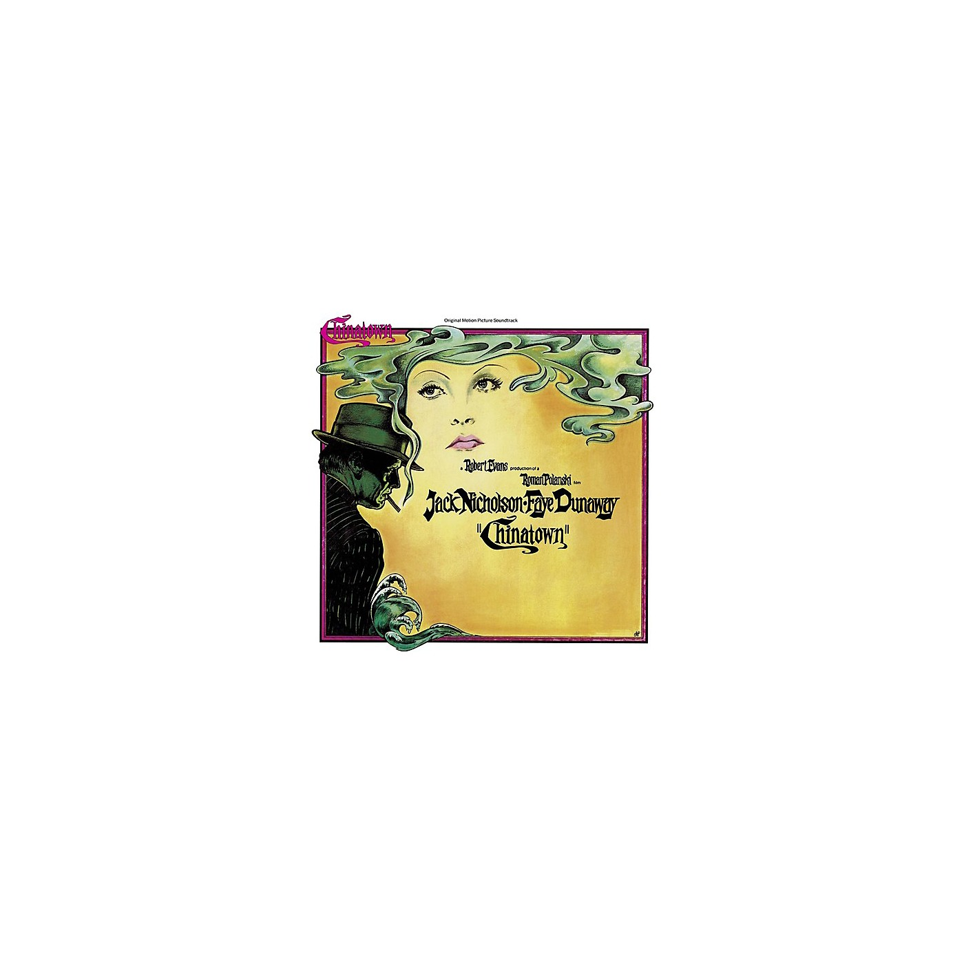 Alliance Jerry Goldsmith - Chinatown (1974 Original Soundtrack) thumbnail