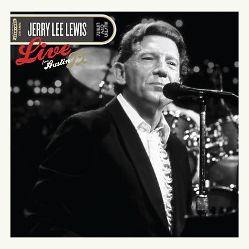 Alliance Jerry Lee Lewis - Live From Austin, TX thumbnail