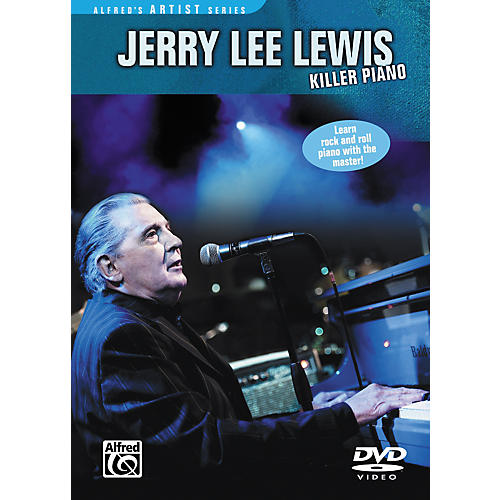 Alfred Jerry Lee Lewis: Killer Piano DVD thumbnail