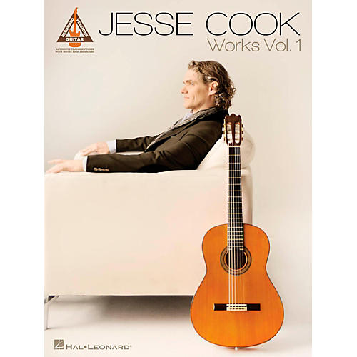 Hal Leonard Jesse Cook - Works Vol. 1 Guitar Tab Songbook thumbnail