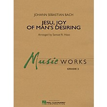 Hal Leonard Jesu, Joy Of Man's Desiring - Music Works Series Grade 2