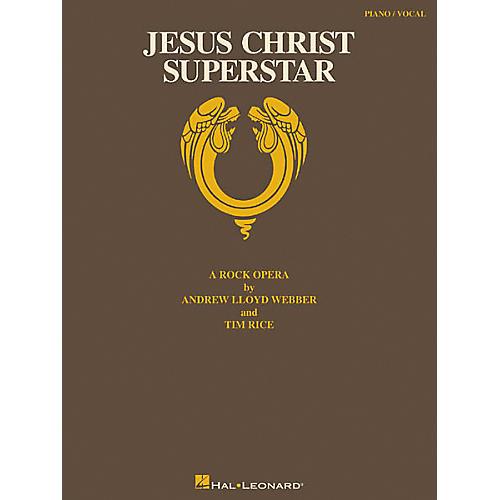 Hal Leonard Jesus Christ Superstar Vocal Selections Book thumbnail