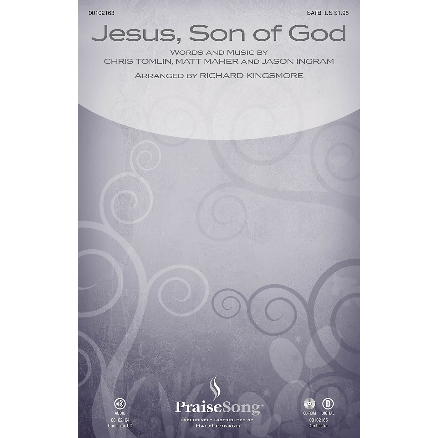 PraiseSong Jesus, Son of God ORCHESTRA ACCOMPANIMENT by Chris Tomlin Arranged by Richard Kingsmore thumbnail