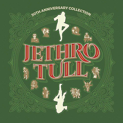 Alliance Jethro Tull - 50th Anniversary Collection thumbnail