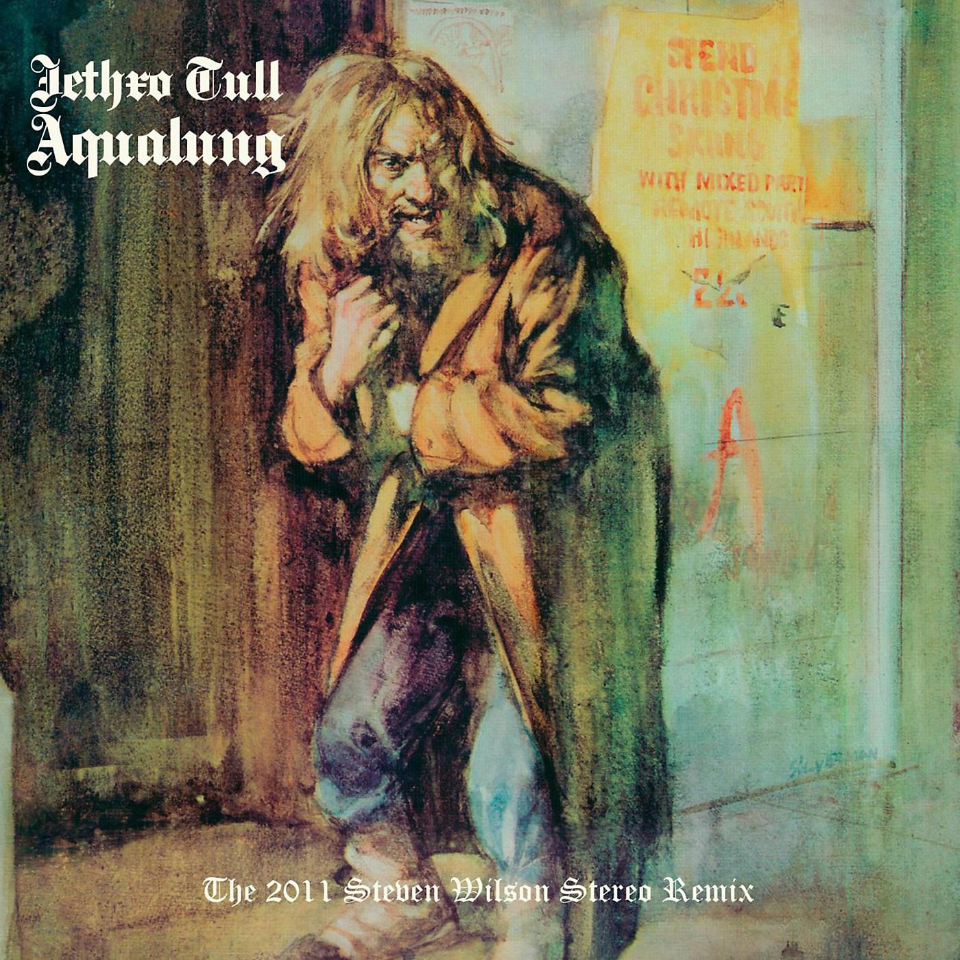 WEA Jethro Tull - Aqualung (Steven Wilson Mix) Vinyl LP thumbnail