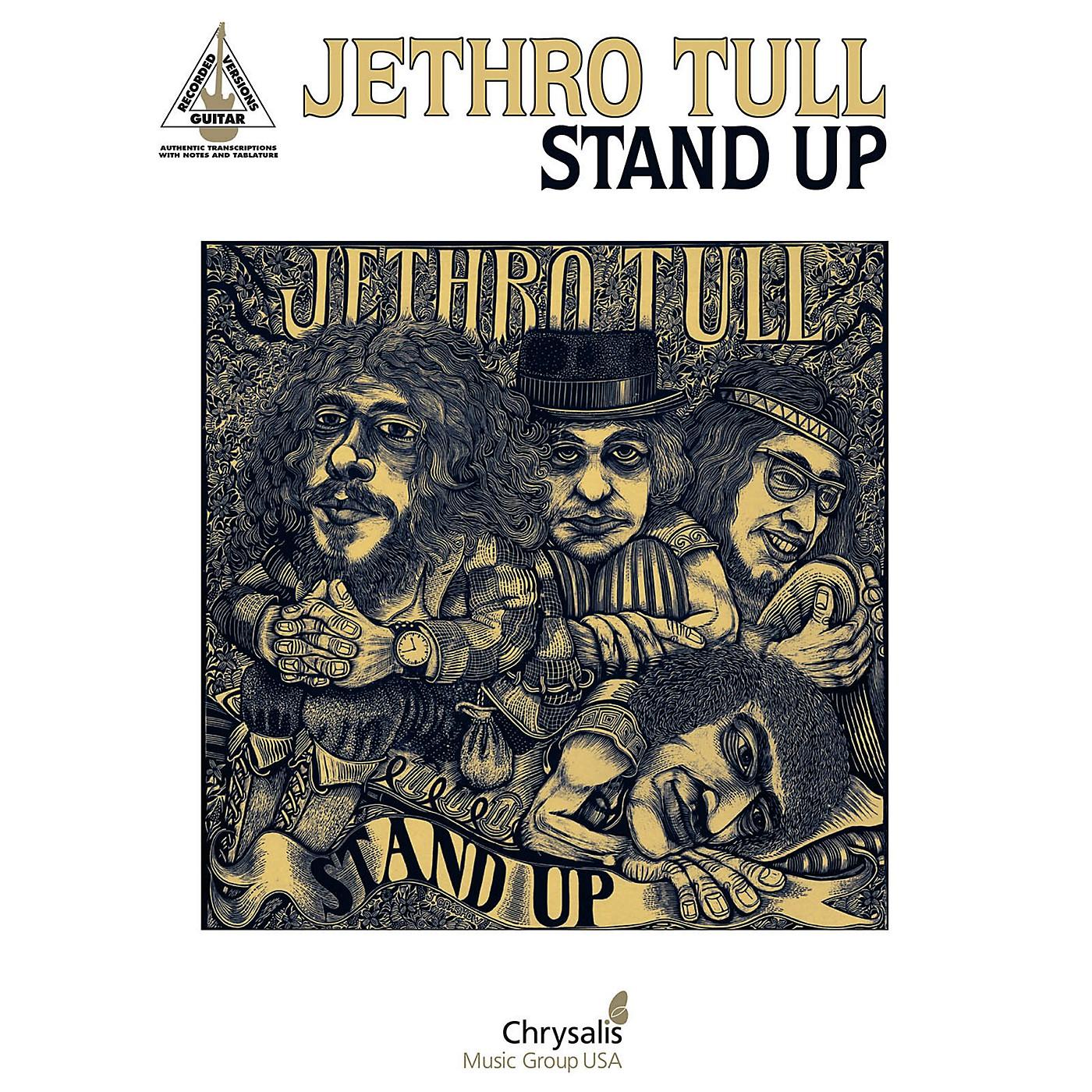 Hal Leonard Jethro Tull - Stand Up Guitar Tab Songbook thumbnail