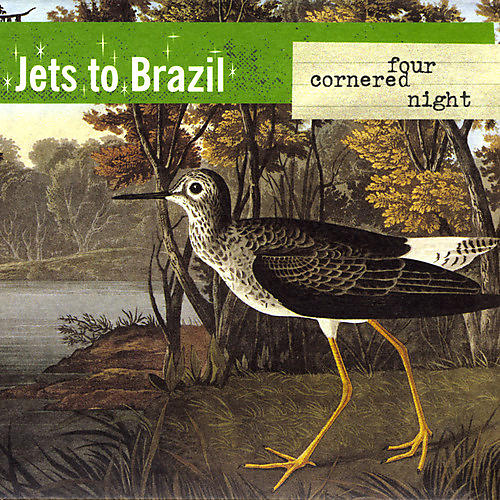 Alliance Jets to Brazil - Four Cornered Night thumbnail