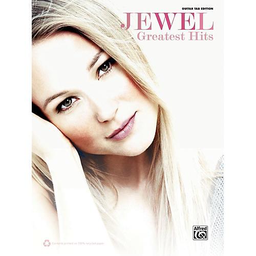 Alfred Jewel Greatest Hits Guitar TAB Book thumbnail