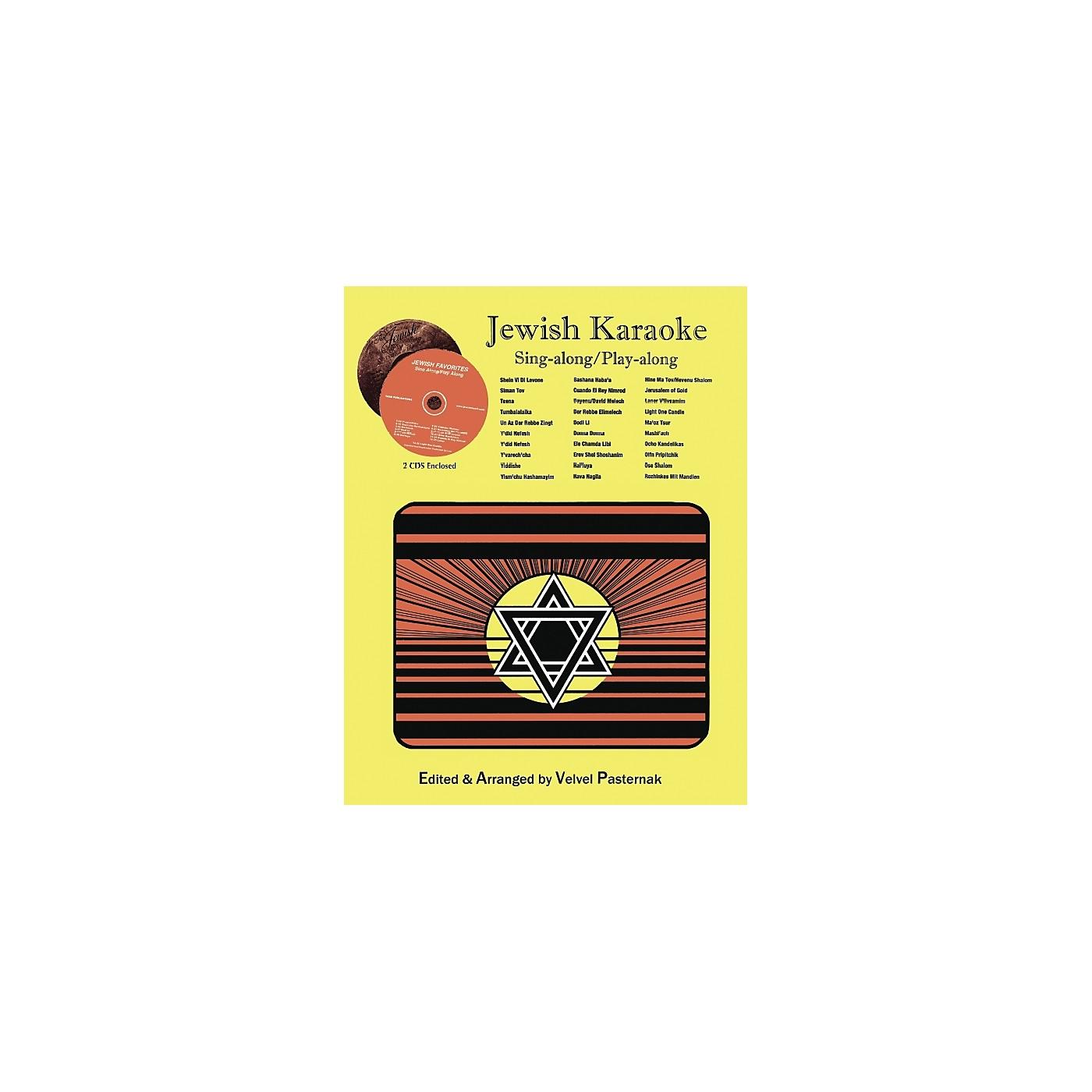 Tara Publications Jewish Favorites Play-Along/Sing A-Long Tara Books Series thumbnail