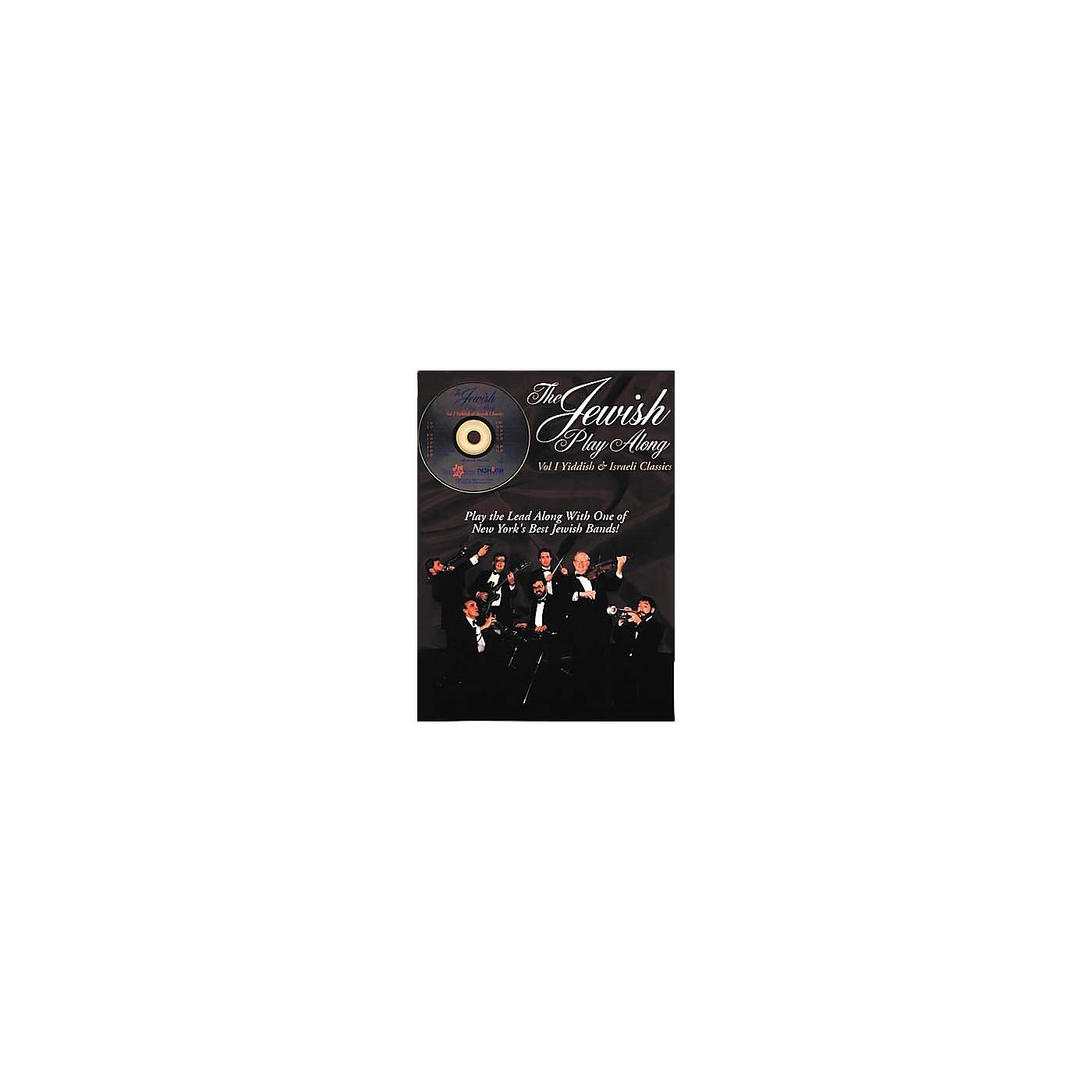 Tara Publications Jewish Play-Along Volume 1 C Instruments (Book/CD) thumbnail
