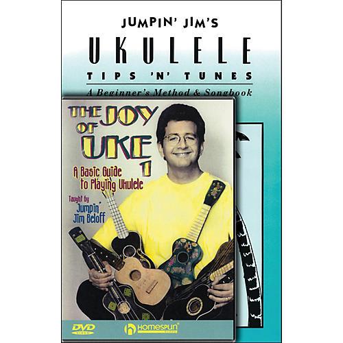 Hal Leonard Jim Beloff Ukulele Mega Pack thumbnail