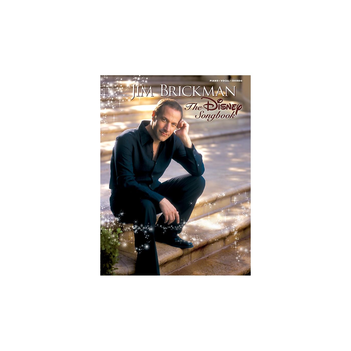 Alfred Jim Brickman The Disney Songbook Piano/Vocal/Chords Book thumbnail