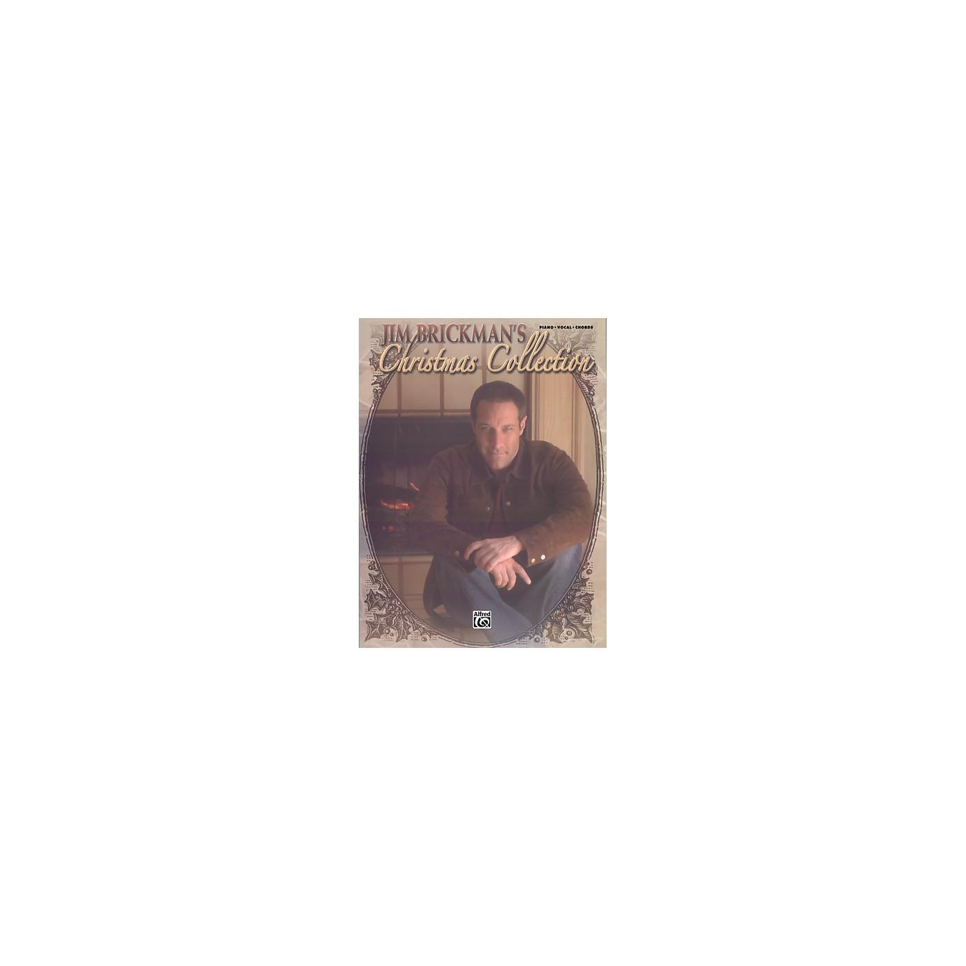 Alfred Jim Brickman's Christmas Collection PVC Book thumbnail