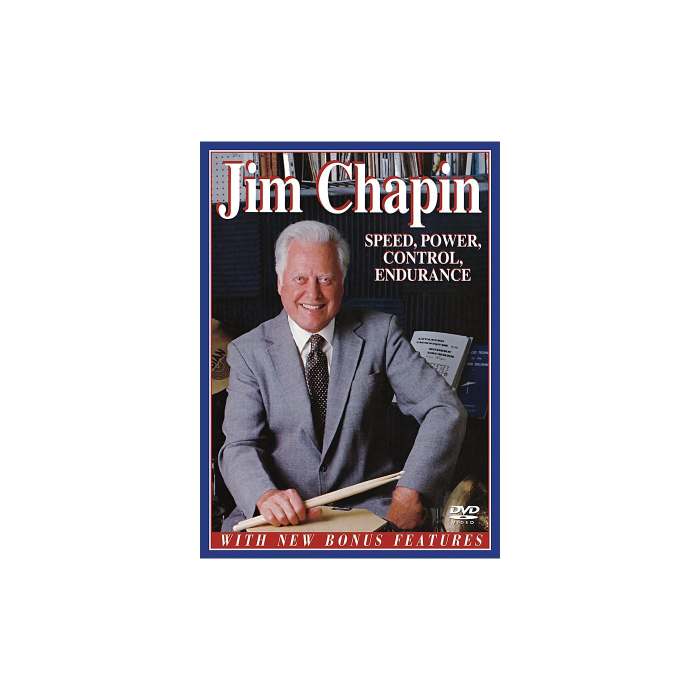 Alfred Jim Chapin - Speed, Power, Control, Endurance (DVD) thumbnail
