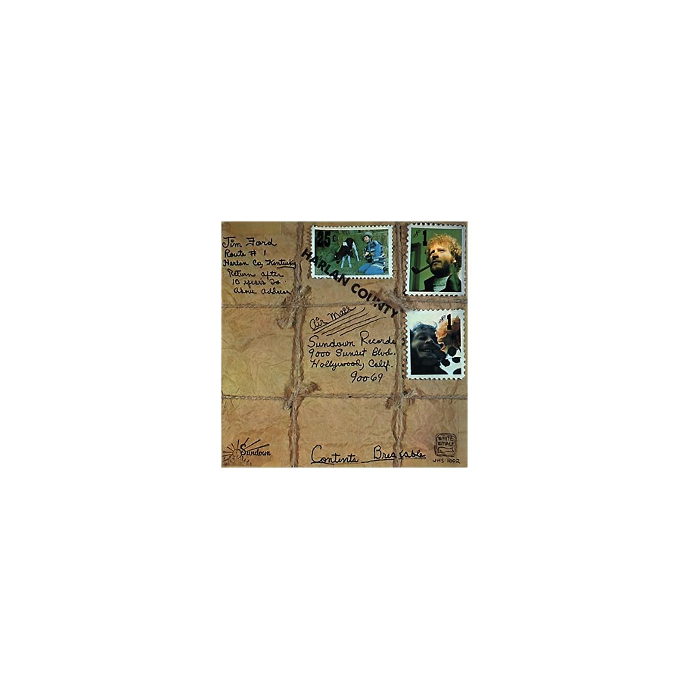 Alliance Jim Ford - Harlan County thumbnail