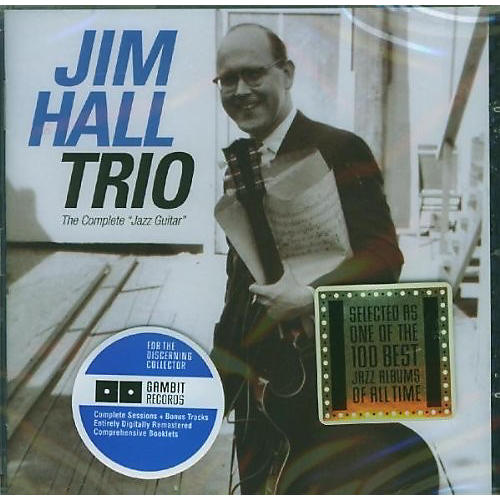 Alliance Jim Hall - Complete Jazz Guitar thumbnail