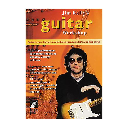 Berklee Press Jim Kelly's Guitar Workshop - DVD thumbnail