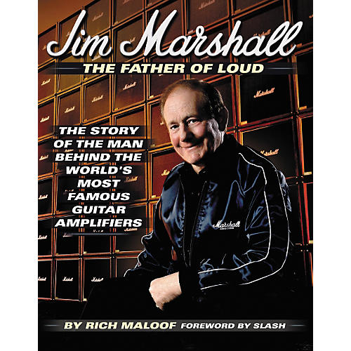 Marshall Jim Marshall - The Father of Loud Book-thumbnail