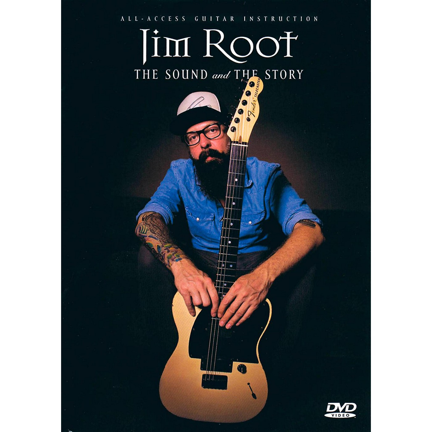 Fret12 Jim Root: The Sound And The Story - Guitar Instructional / Documentary DVD thumbnail