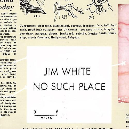 Alliance Jim White - No Such Place thumbnail
