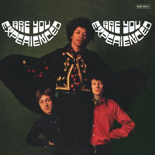 Alliance Jimi Hendrix - Are You Experienced (UK Sleeve) thumbnail