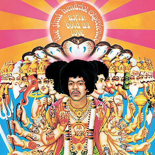 Alliance Jimi Hendrix - Axis: Bold As Love (Heavyweight vinyl) thumbnail