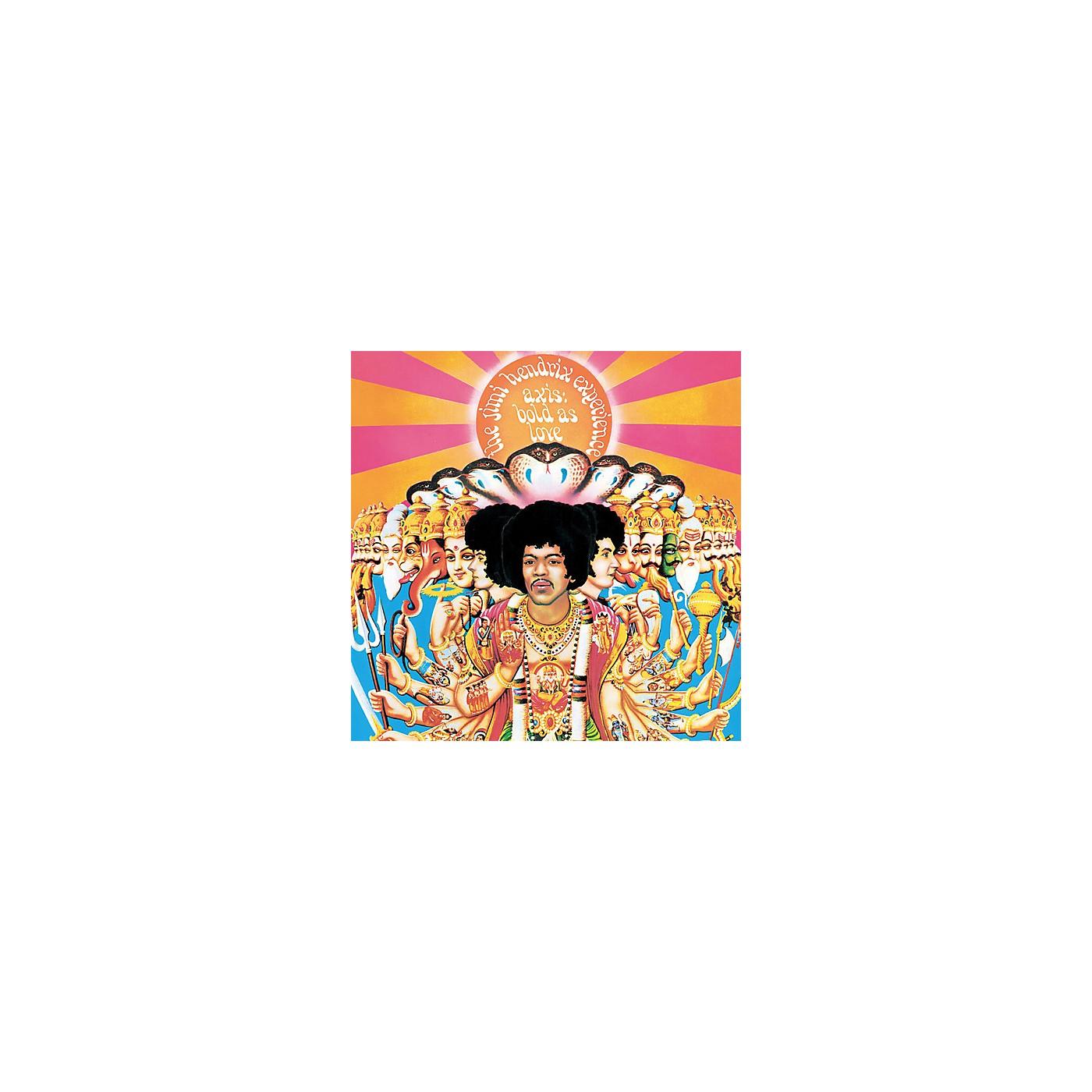 Alliance Jimi Hendrix - Axis: Bold As Love thumbnail