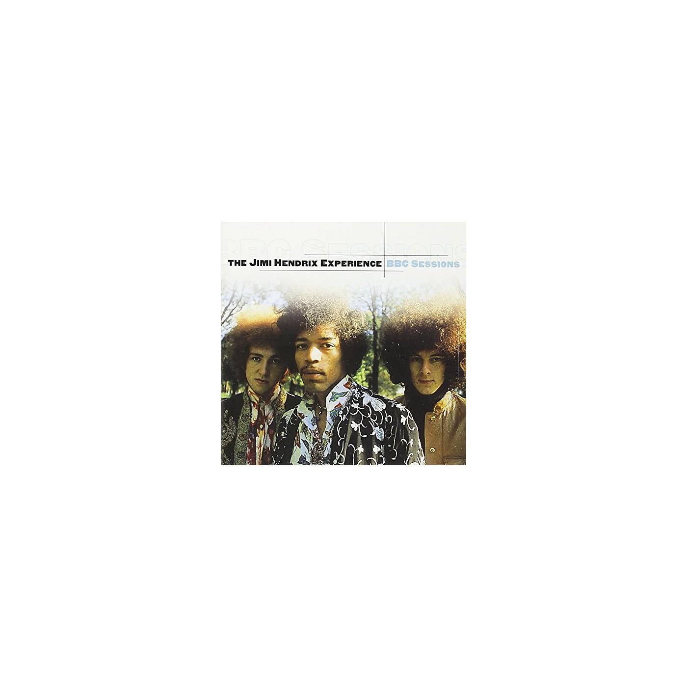 Alliance Jimi Hendrix - BBC Sessions (CD) thumbnail