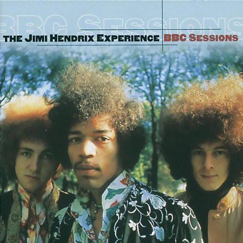 Alliance Jimi Hendrix - BBC Sessions thumbnail